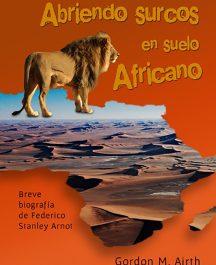 Abriendo surcos en suelo africano