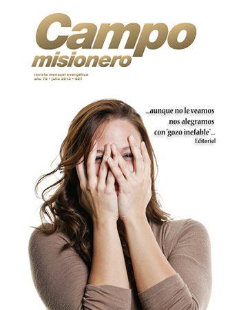 Revista Mensual Evangélica «Campo Misionero» 1