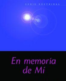 En memoria de Mí