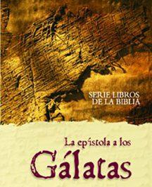 La epístola a los Gálatas
