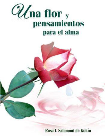 Una flor y pensamientos para el alma 1