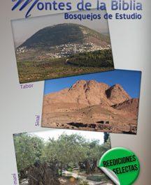 Montes de la Biblia, Bosquejos de Estudio
