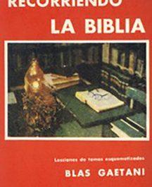 Recorriendo la Biblia